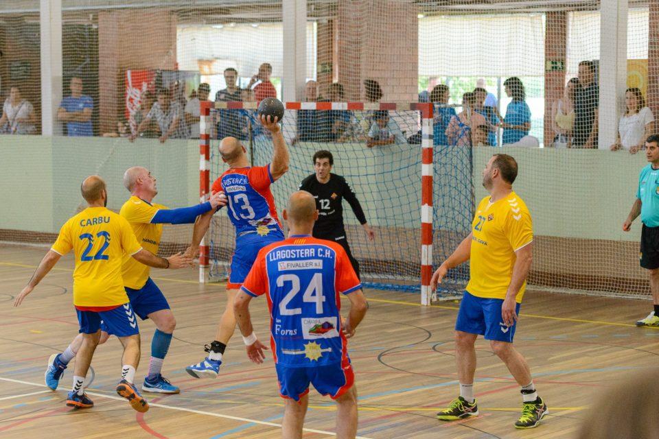 handbol Llagostera