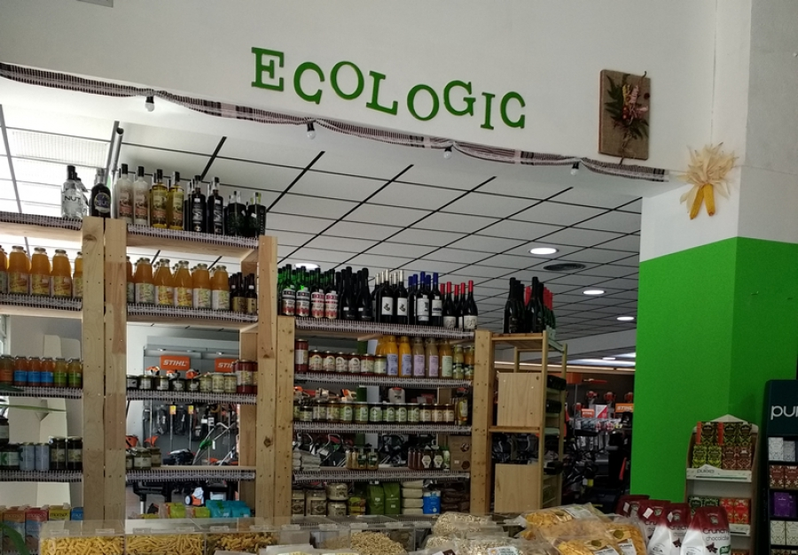 Brugujardí inaugura l'agrobotiga