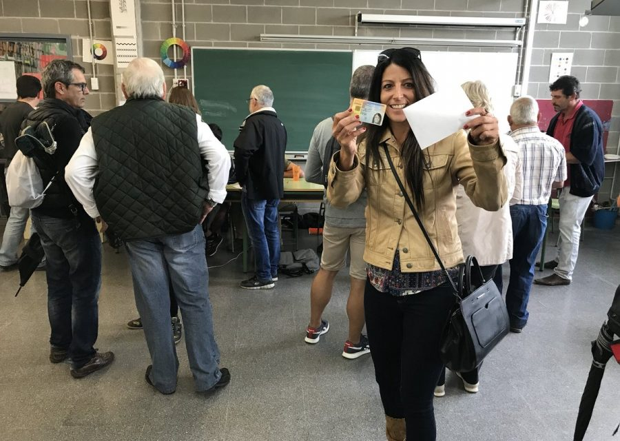 Referendum a Llagostera