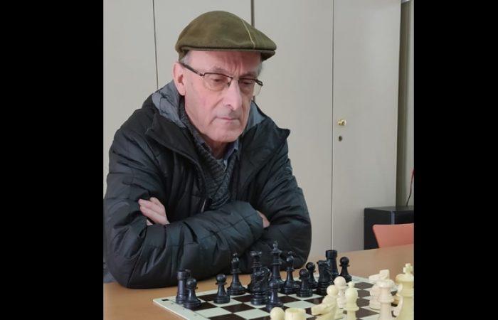 Bon paper de Jaume Ventura al Campionat Territorial Absolut d'Escacs de Girona