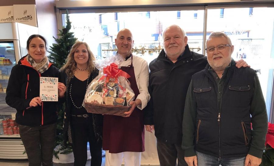 La Carnisseria Caballero, la Llibreria Sureda i la Farmàcia Joan Saurí guanyadors del Concurs d'aparadors de Nadal