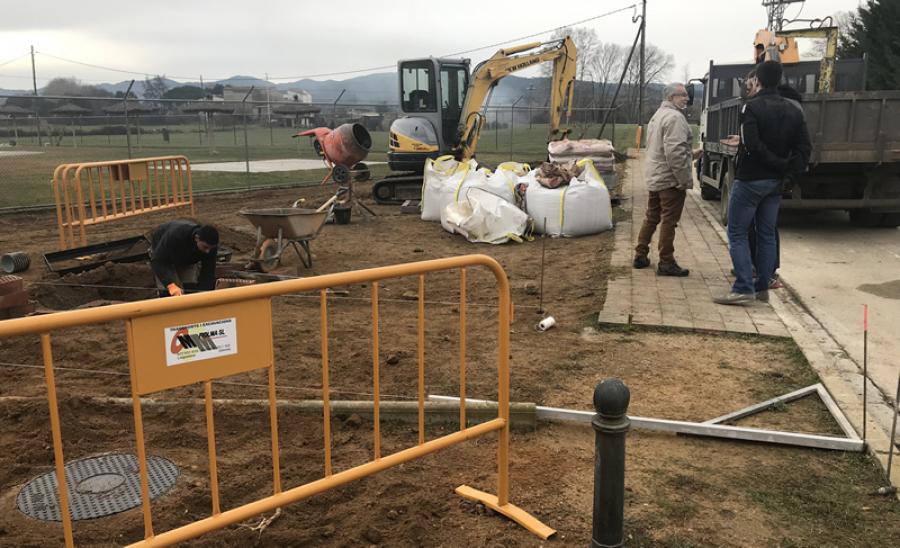 Llagostera disposarà d'una àrea d'estacionament d'autocaravanes