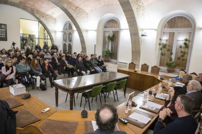 """Presenten el llibre """"La transformació del nucli antic de Llagostera"""""""